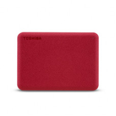 "Disco Externo Toshiba 2.5"" 1TB CANVIO ADVANCE Red"